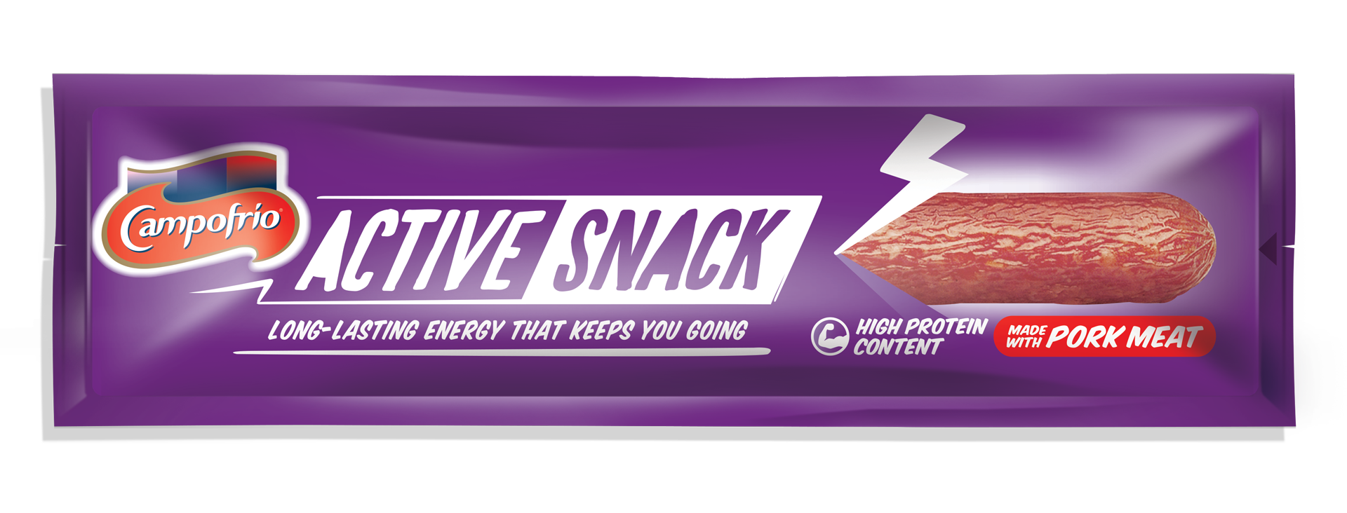 Meat Your Active Snack